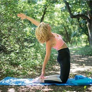Laczó Kriszta Almádi jóga fitnesz bosu edző